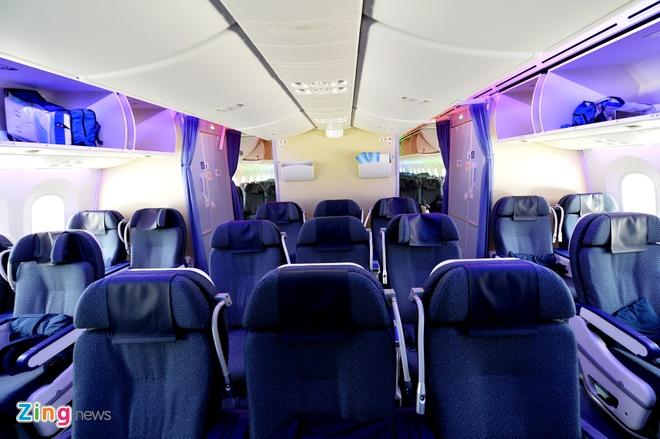 Can canh sieu may bay Boeing 787 lan dau den Ha Noi hinh anh 9