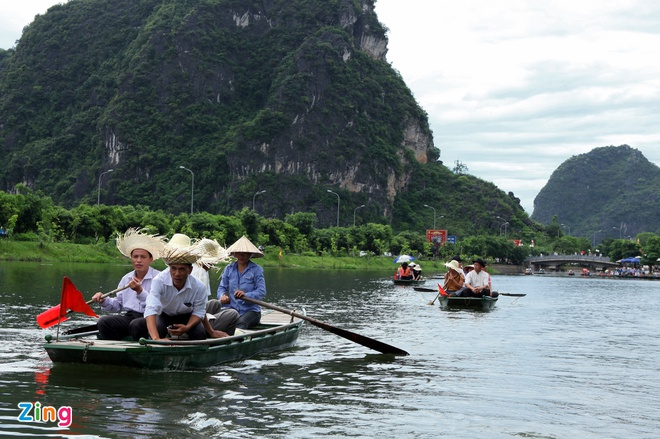 Toan canh di san the gioi Trang An - Bai Dinh hinh anh 5