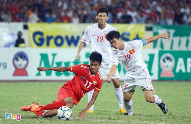 Lua Cong Phuong gap lai doi thu danh bai U23 VN o SEA Games hinh anh 1