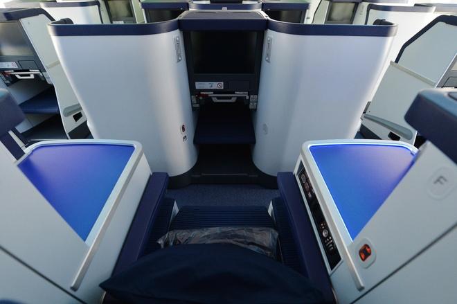 May bay Boeing 787 dau tien cua Vietnam Airlines sap ve VN hinh anh 6