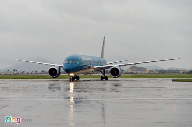 Giac mo bay Boeing 787 tu My ve den Ha Noi hinh anh 4