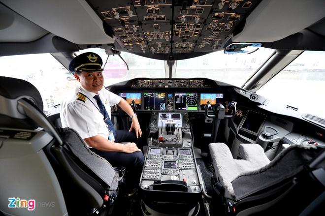 Giac mo bay Boeing 787 tu My ve den Ha Noi hinh anh 6