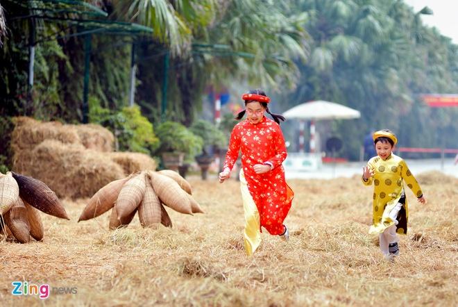Le hoi hoa xuan doc dao o Hung Yen hinh anh 3