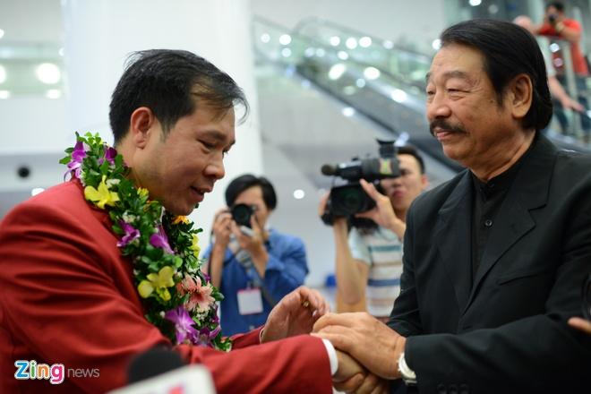 Xuan Vinh: 'Hang trieu CDV VN giup toi tao nen lich su' hinh anh 13