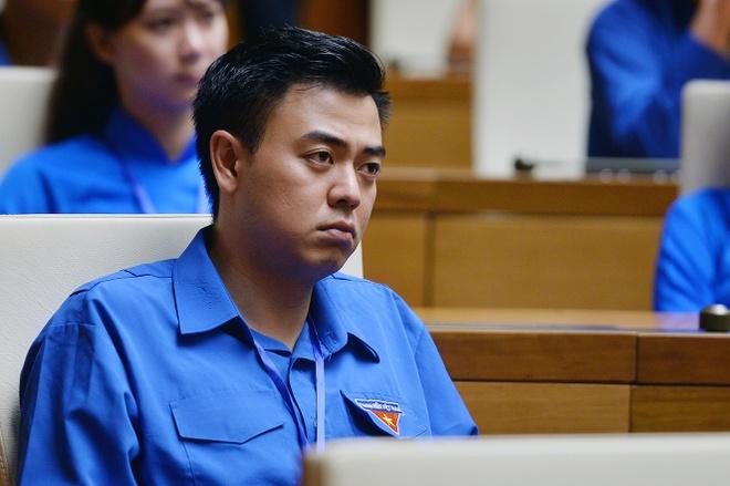 445 thanh nien tiep kien Chu tich QH Nguyen Thi Kim Ngan hinh anh
