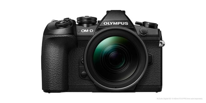 Olympus E-M1 Mark II anh 1