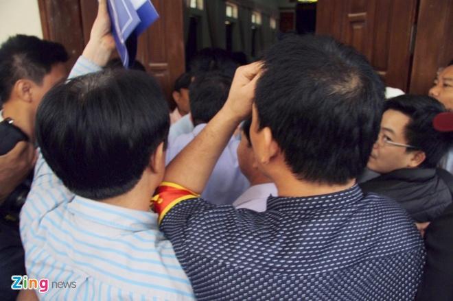 Cam xuc o Dong Tam trong ngay doi thoai hinh anh 9