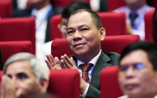 Doanh nhan trong buoi doi thoai voi Thu tuong Nguyen Xuan Phuc hinh anh