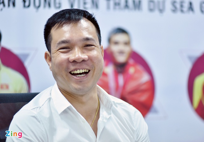 Truong doan TTVN: 'Ky vong U22 Viet Nam tao dot pha tai SEA Games 29' hinh anh 2