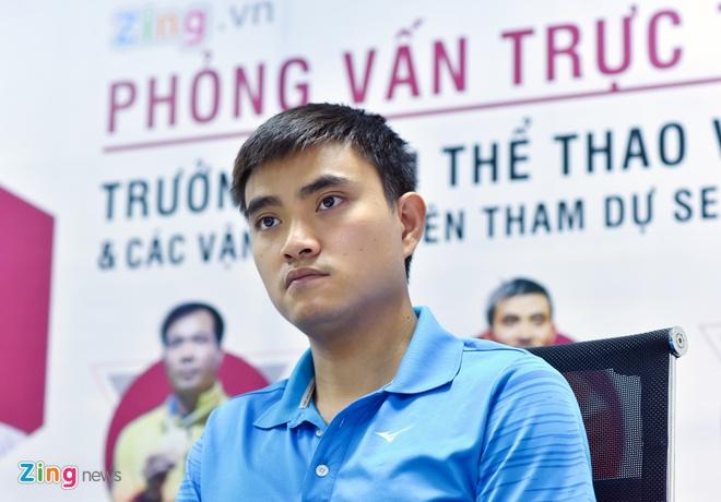 Truong doan TTVN: 'Ky vong U22 Viet Nam tao dot pha tai SEA Games 29' hinh anh 9