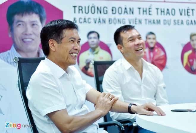 Truong doan TTVN: 'Ky vong U22 Viet Nam tao dot pha tai SEA Games 29' hinh anh 6