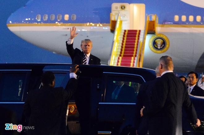 Trump tham Viet Nam anh 46