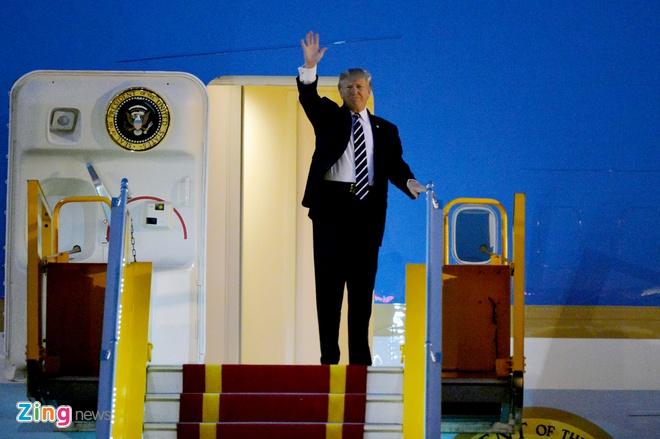 Trump tham Viet Nam anh 44