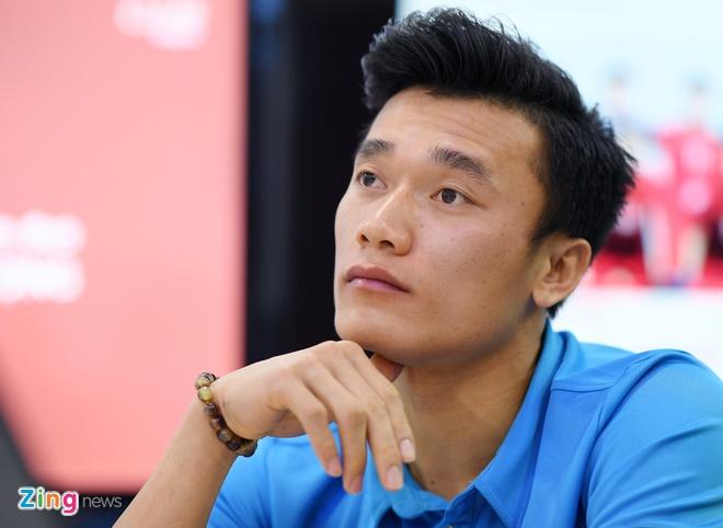 Tien Dung, Cong Phuong: 'Niem tin chua bao gio tat voi U23 Viet Nam' hinh anh 8