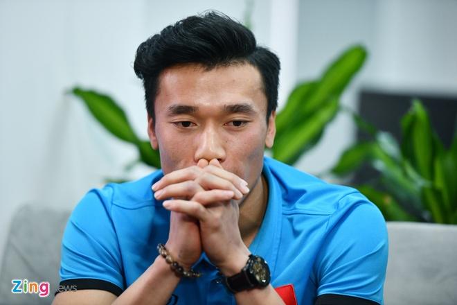 Tien Dung, Cong Phuong: 'Niem tin chua bao gio tat voi U23 Viet Nam' hinh anh 18