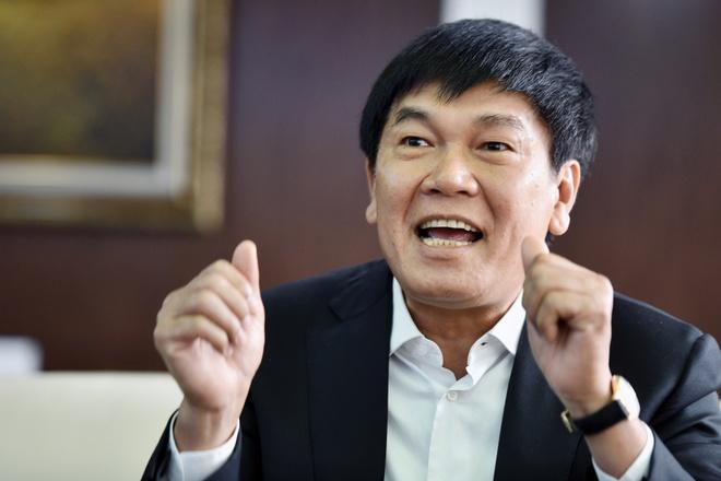 Ty phu USD nganh thep cua Viet Nam: 'Tien chi la phuong tien thoi' hinh anh