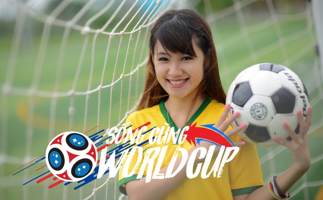 Cuoc thi anh 'Song cung World Cup' hinh anh