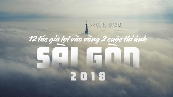 12 thi sinh buoc vao vong 2 cuoc thi anh 'Sai Gon 2018' hinh anh
