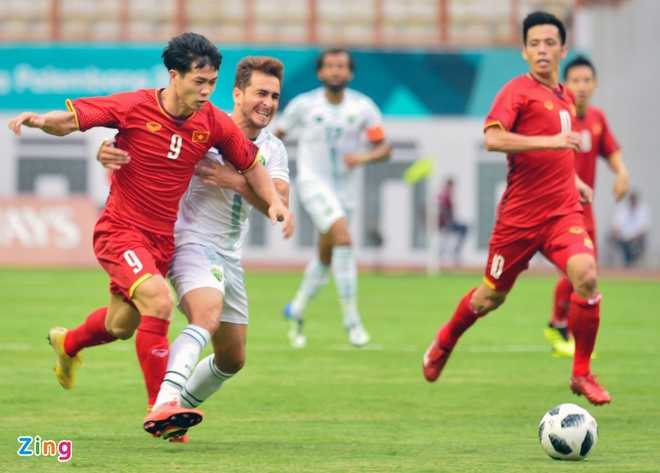Olympic VN 3-0 Olympic Pakistan: Cong Phuong da hong 2 qua penalty hinh anh 29
