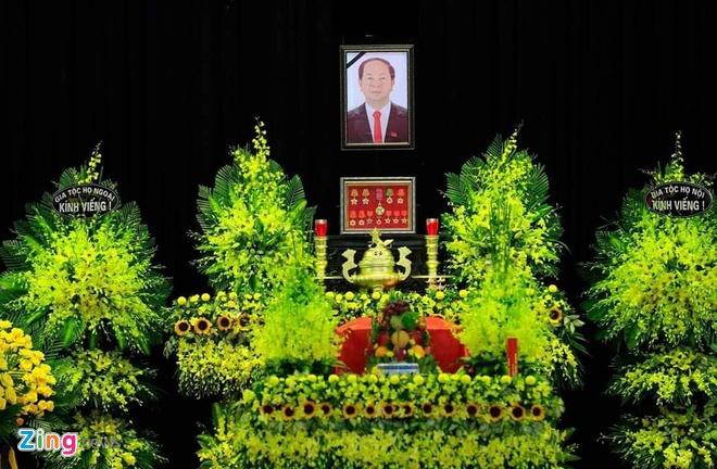 Chu tich nuoc Tran Dai Quang tu tran anh 12
