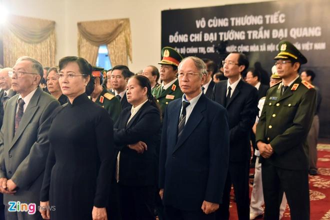 Chu tich nuoc Tran Dai Quang tu tran anh 33