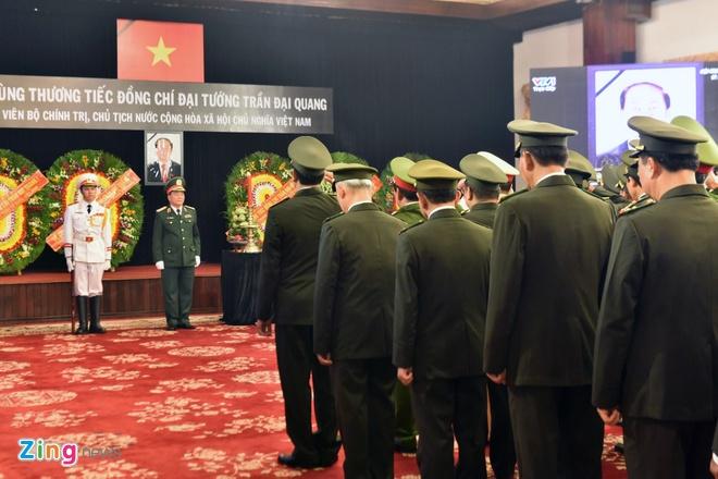 Chu tich nuoc Tran Dai Quang tu tran anh 35