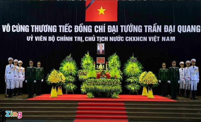 Chu tich nuoc Tran Dai Quang tu tran anh 11