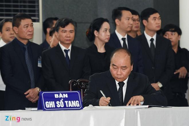 Chu tich nuoc Tran Dai Quang tu tran anh 22