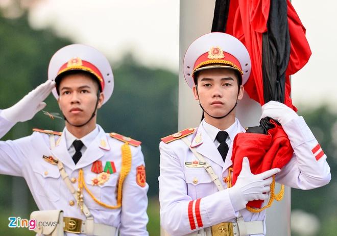 Chu tich nuoc Tran Dai Quang tu tran anh 6