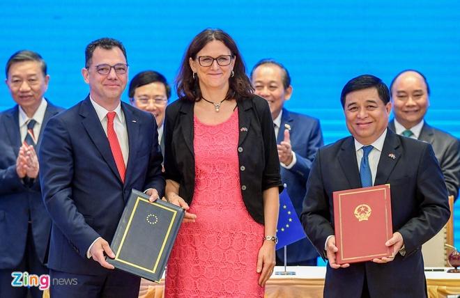 Thu tuong: EVFTA va IPA la 2 cao toc hien dai noi lien Viet Nam - EU hinh anh 14