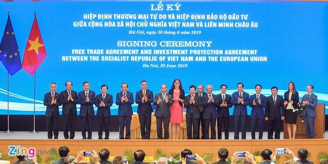 Thu tuong: EVFTA va IPA la 2 cao toc hien dai noi lien Viet Nam - EU hinh anh 15