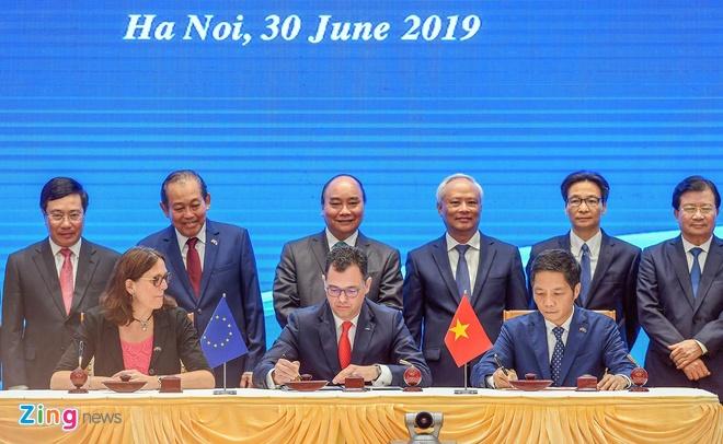Thu tuong: EVFTA va IPA la 2 cao toc hien dai noi lien Viet Nam - EU hinh anh 11