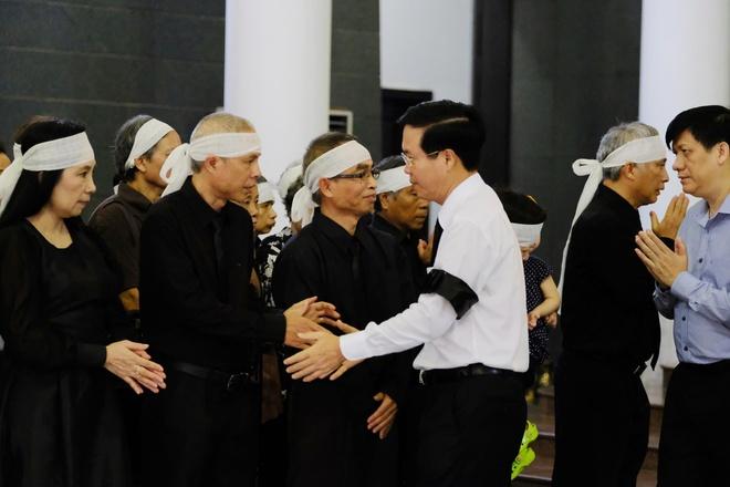 le tang giao su Hoang Tuy o Ha Noi anh 5