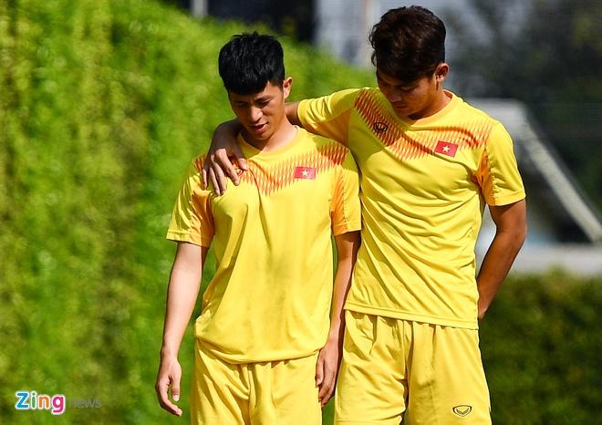 U23 Viet Nam chia lam 2 nhom ve Bangkok gap CHDCND Trieu Tien hinh anh 2 u23_viet_nam_zing9.jpg