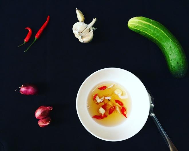 Salad thit bo kieu Thai la mieng, mat lanh hinh anh 3
