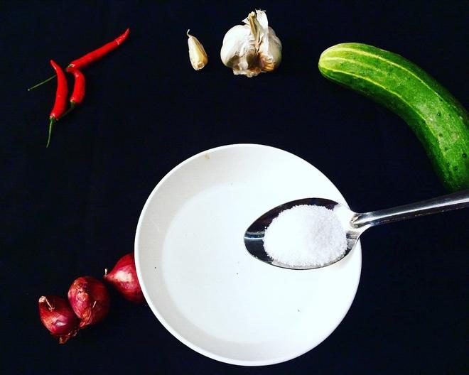 Salad thit bo kieu Thai la mieng, mat lanh hinh anh 2