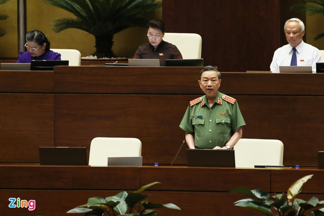Bộ trưởng Tô Lâm: Phạt 200.000 đồng hành vi sàm sỡ là không đủ răn đe