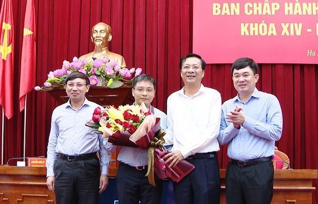Ong Nguyen Van Thang lam Pho bi thu Quang Ninh hinh anh 2