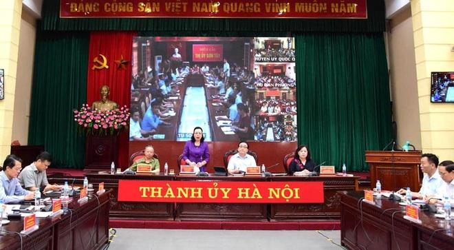 Nguoi dan Ha Noi se khong phai chiu canh mat nuoc qua mot ngay hinh anh 1