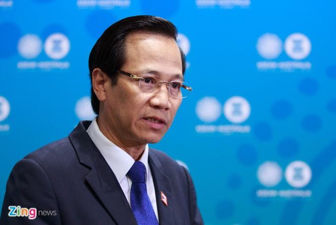 Bo truong Lao dong lo 'mat nhan luc o at' trong nam 2020 hinh anh 1 TTT_zing.jpg