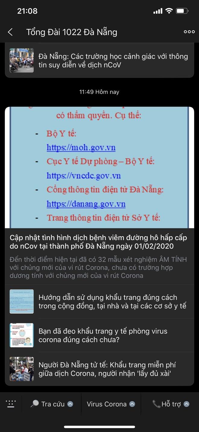 Cac kenh thong tin chinh thuc ve dich benh do virus corona hinh anh 2 0672372bf110094e5001_1.jpg