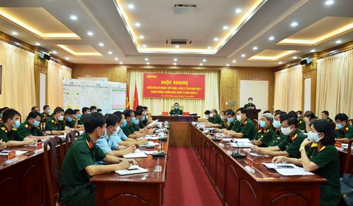 Thanh lap Ban Chi huy lam thoi Phong thu dan su Quan khu 7 hinh anh 1 QK7.jpg