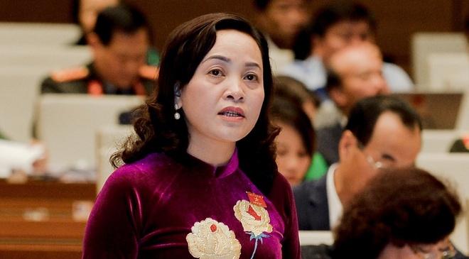 Bi thu Ninh Binh Nguyen Thi Thanh lam Pho ban Cong tac dai bieu hinh anh 1 chiThanh_1.jpg