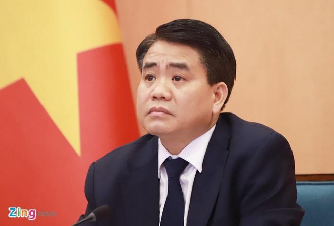 Chu tich Ha Noi Nguyen Duc Chung,  Ha Noi thanh tra su dung tai san cong anh 1