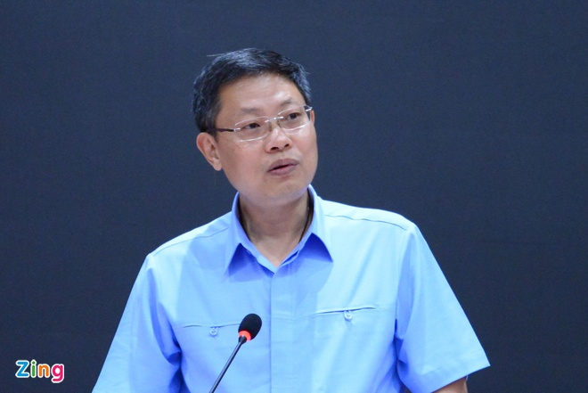 xu ly o nhiem song To Lich, anh 1