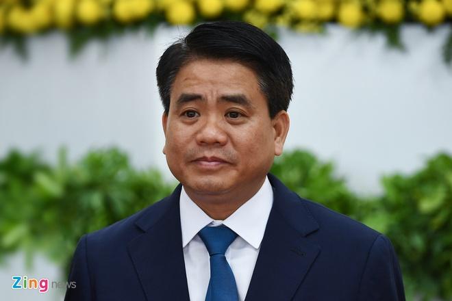 Nguyen Duc Chung bi bai nhiem anh 1