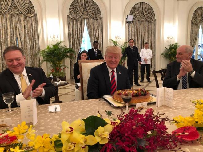TT Trump se gap rieng Kim Jong Un dau ngay hop thuong dinh 12/6 hinh anh 17