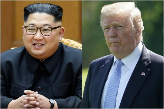 TT Trump se gap rieng Kim Jong Un dau ngay hop thuong dinh 12/6 hinh anh 16