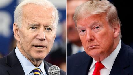 Joe Biden vuot Trump ve tien tranh cu anh 1