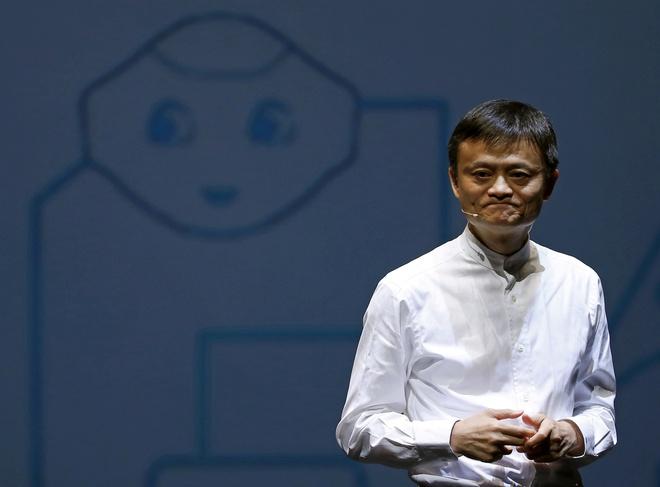 Jack Ma rut khoi Ant Group anh 1